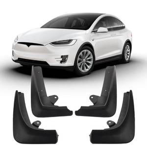 Bilde av Skvettlapper Tesla Model X - 4 stk