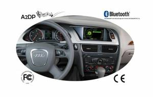 "Bilde av FISCON Handsfree Bluetooth A4 8K, A5, Q5 ""Basic-Plus"""