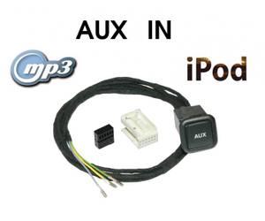 Bilde av Aux-In Jack - Retrofit - VW MFD2 (DVD-version)
