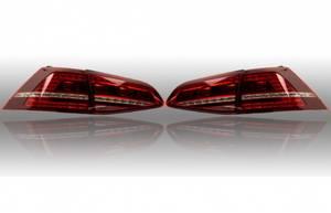 Bilde av LED baklykter Golf 7