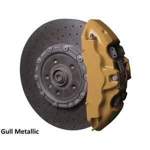 Bilde av Foliatec caliperlakksett - Gull metallic