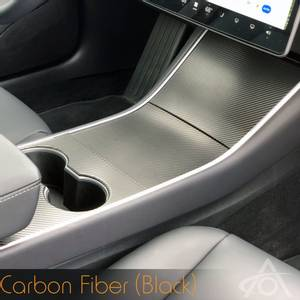 Bilde av Folie til midtkonsoll - Tesla Model 3